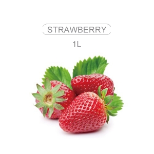 Strawberry E-Liquid Flavor 1l