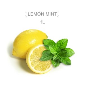 Lemon Mint E-Liquid Flavor 1l